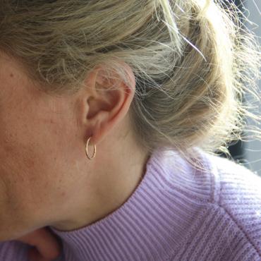 Boucles d'oreilles LASKA