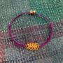 Bracelet cordon LEONOR