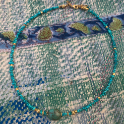 LUMIERE Turquoise