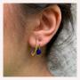 Boucles d'oreilles Mercure