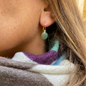 Boucles d'oreilles Madrid